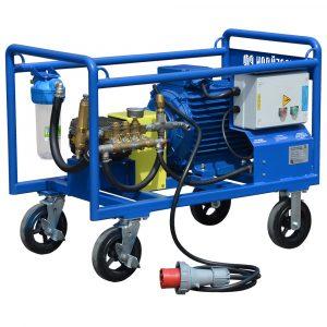 Poseidon E22-500-22, 22 kW (380V), 500 bar, 22 l/min