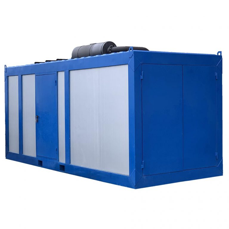 Poseidon DT450Cube apparatus series, 450 hp, 200-1,500 bar, 90-747 l/min