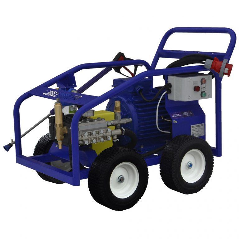 Poseidon E15-500-17, 15 kW (380 V), 500 bar, 17 l/min